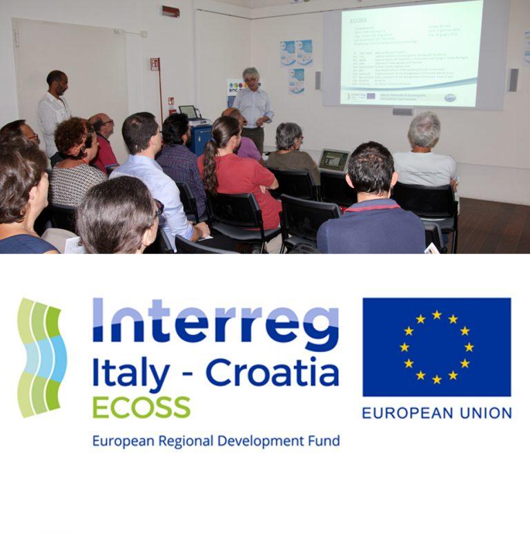 ECOSS Progetto Ita/Cro